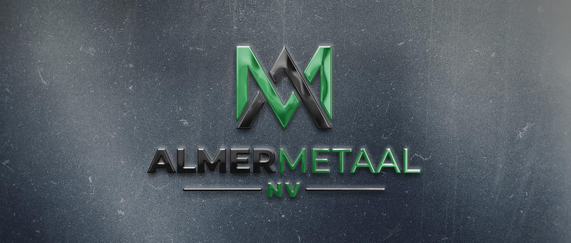 almermetaal nv intro logo