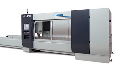 orion laser snijmachine lvd