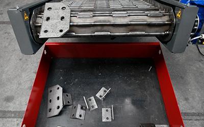 voortman v550 voor uitbesteden van seriematig snij en ponswerk in staal